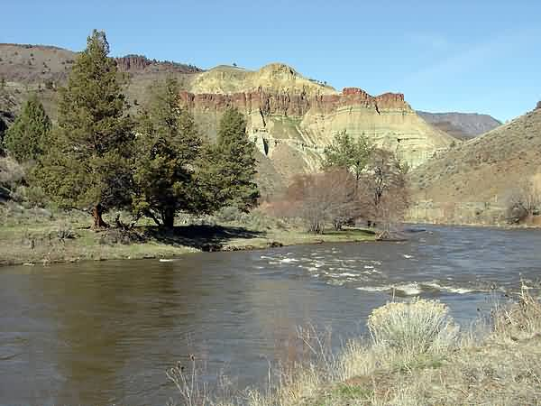 Cathedral Rock - John Day River