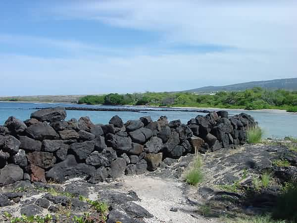 Historic Basalt Wall