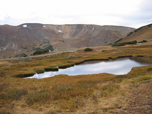 Alpine Tundra & Lake - Old Fall River Road
