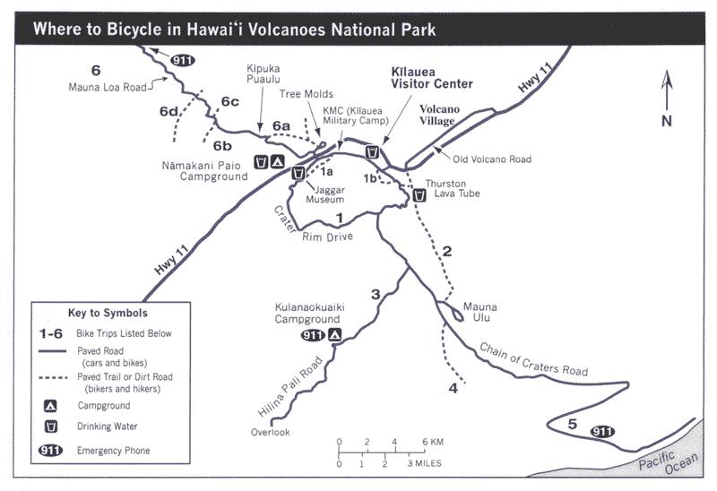 Bicycle Map