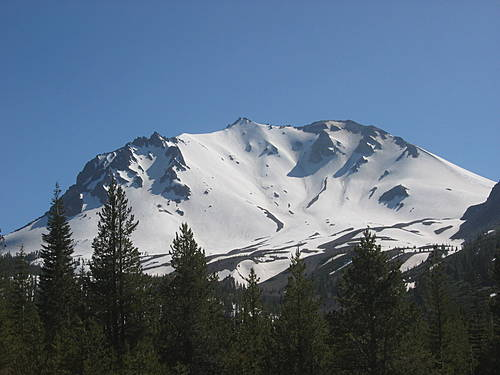 Lassen Volcanic National Park 107