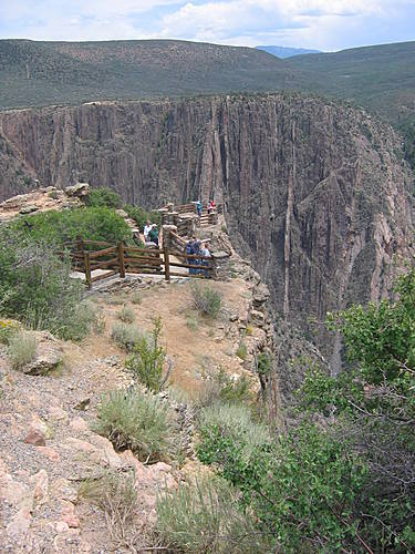 Black Canyon Gunnison 016