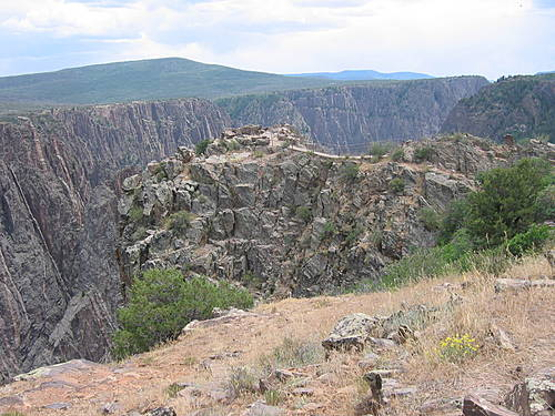 Black Canyon Gunnison 032