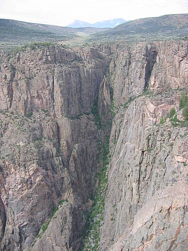 Black Canyon Gunnison 198