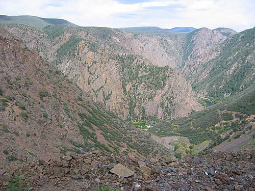 Black Canyon Gunnison 208