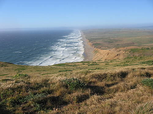 Point Reyes Beach Overlook