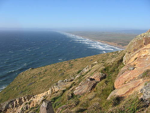 Looking Toward Point Reyes Beach