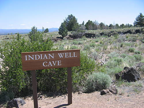 Indian Well Cave