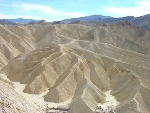 Badlands - Furnace Creek Formation