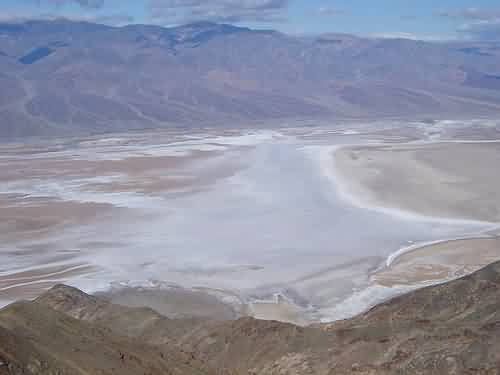Badwater Basin - Dante's View