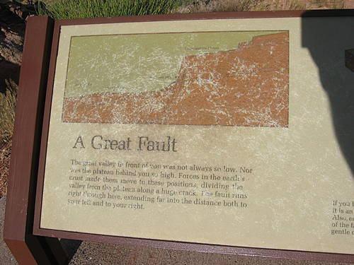A Great Fault