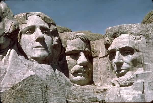 Jefferson, Roosevelt, & Lincoln