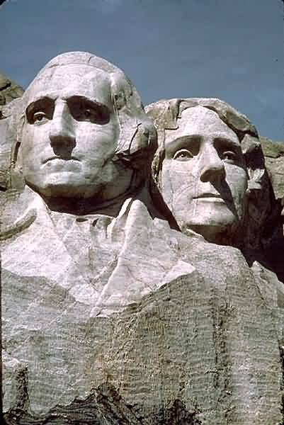George Washington & Thomas Jefferson