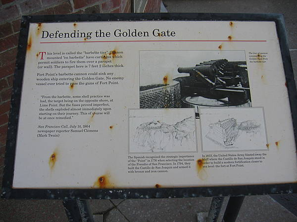 Defending the Golden Gate