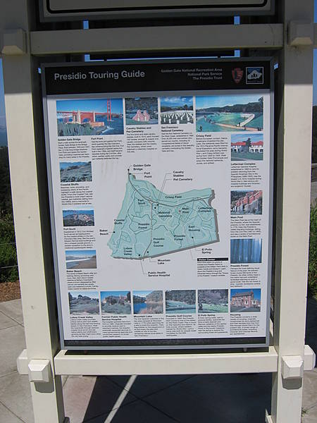 Presidio Touring Guide