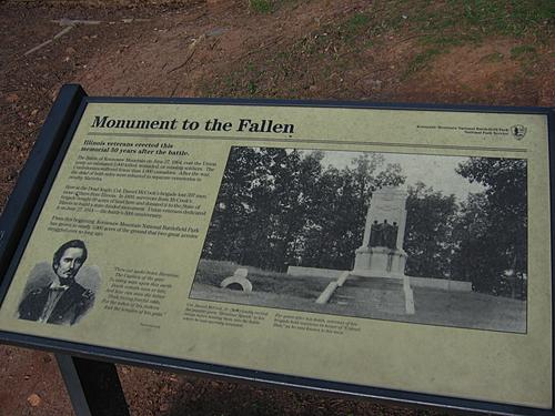 Monument to the Fallen