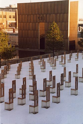 Field of Chairs & Gate of Time