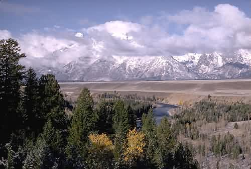 Grand Teton National Park 4
