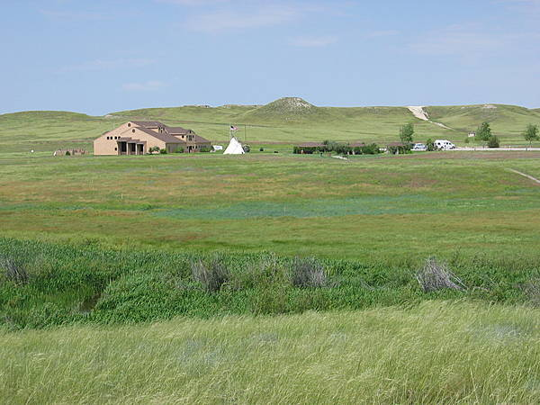 Visitor Center & Niobrara River