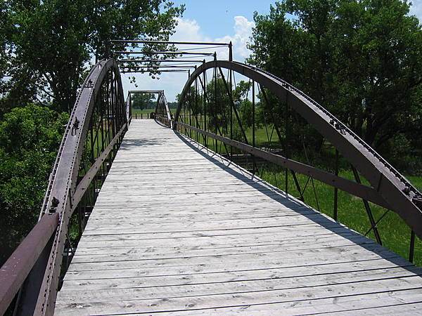 Fort Laramie Army Bridge