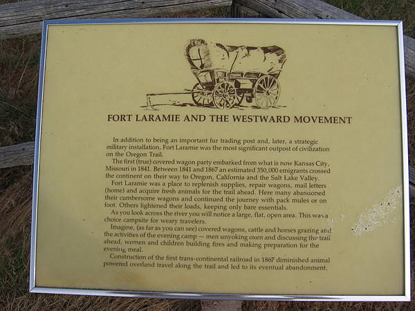 Fort Laramie and the Westward Movement