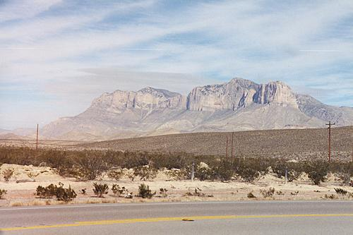 Guadalupe Mountains NP 10