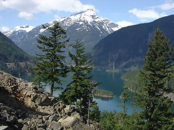 Diablo Lake Overlook