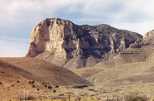 Guadalupe Mountains NP 7