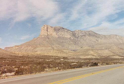 Guadalupe Mountains NP 9
