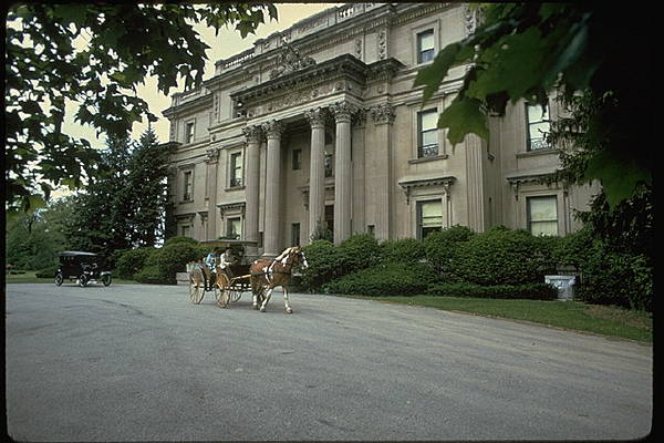 Vanderbilt Mansion National Historic Site